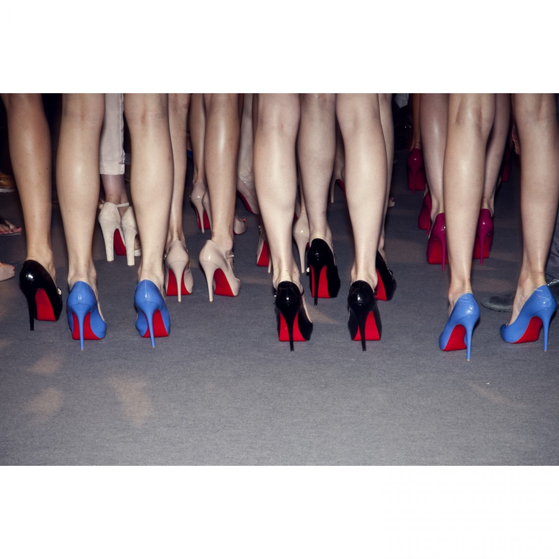 Marco Walker Stilettos Limited Edition Print