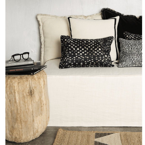 Kea Snow, Karma, Soria and Springs Cushions