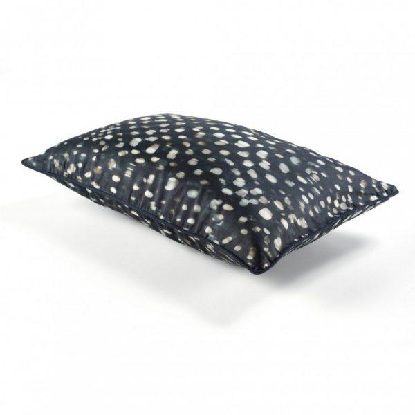 Springs Caviar Silk Cushion
