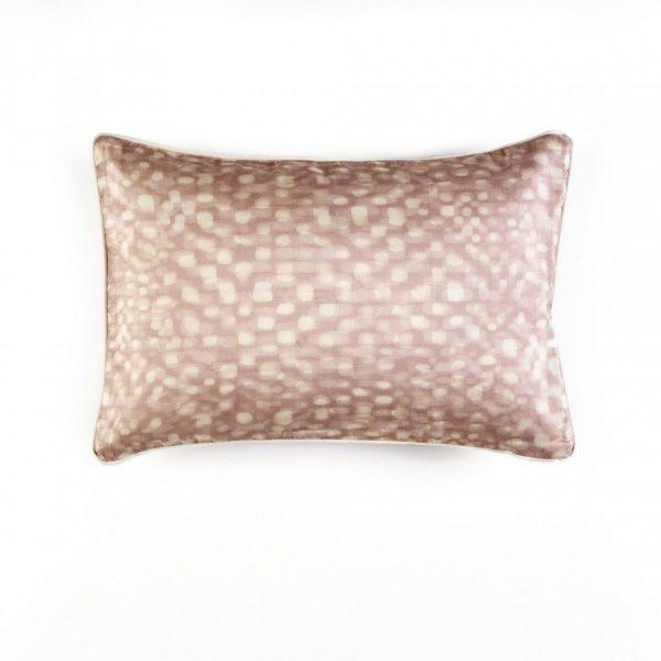 Springs Litchee Silk Cushion