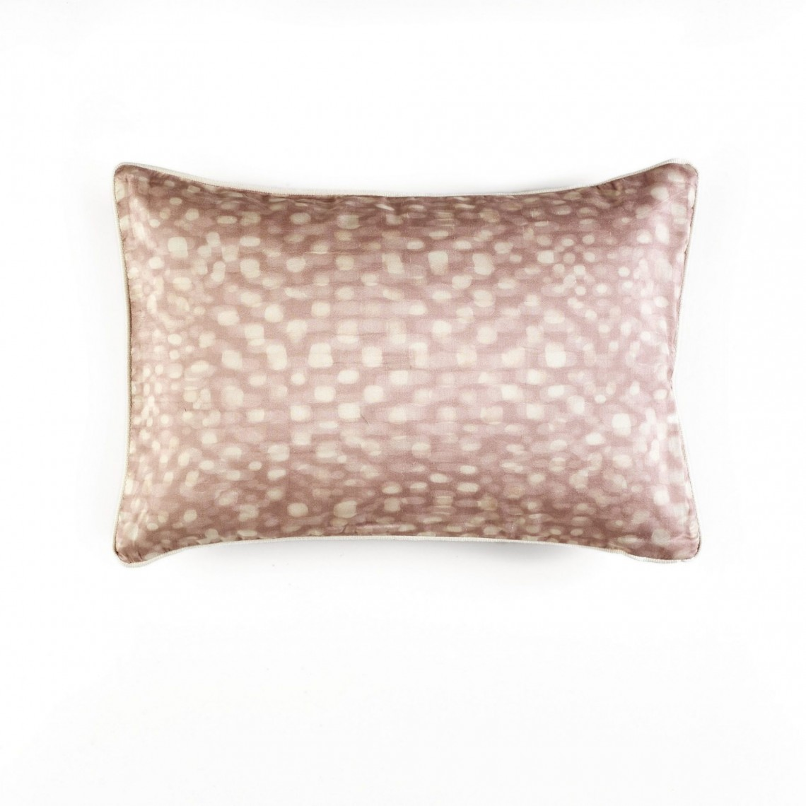 Springs Litchee Silk Cushion