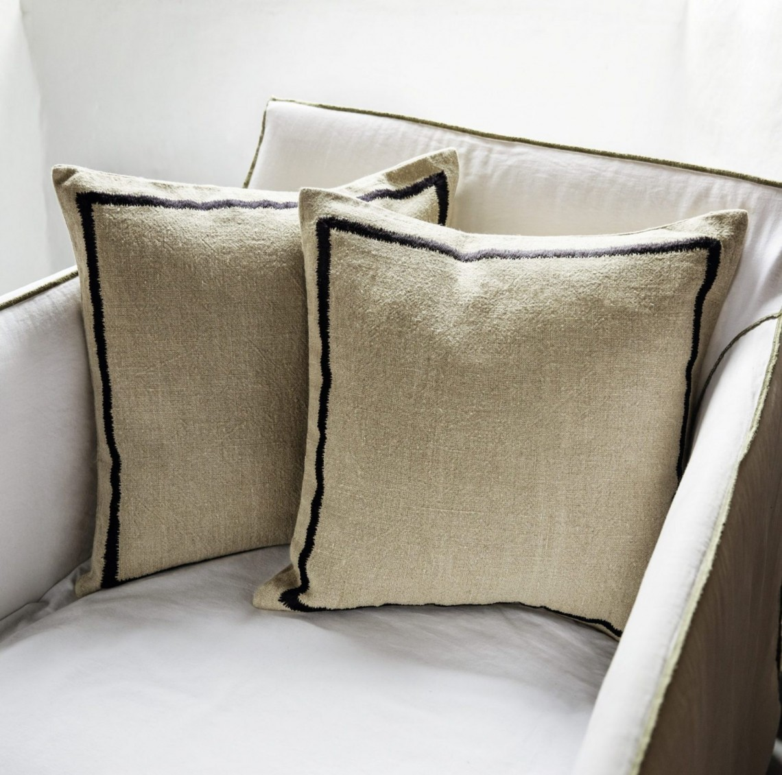 Camilla Bellord Interiors Kea Cushion