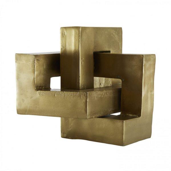 Klaus Brass Sculpture, Andrew Martin Sculpture