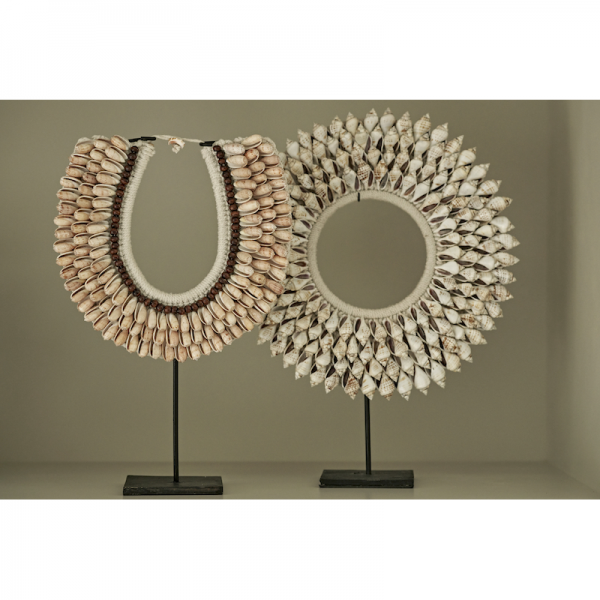 Tribal Shell Necklaces